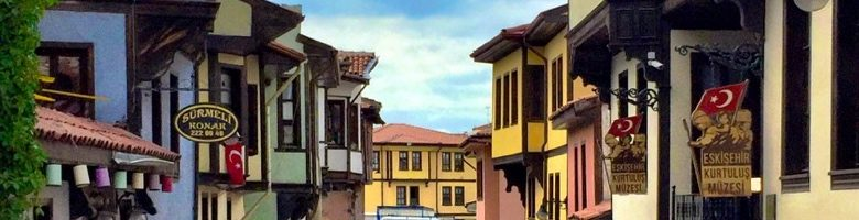 Hidden gems in Turkey: Eskişehir's colorful Odunpazarı