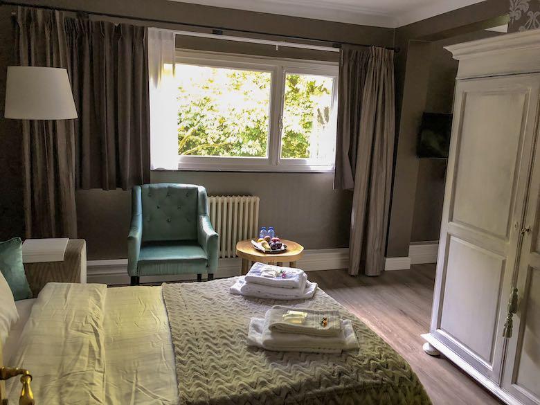 Junior suite in hotel Mardaga