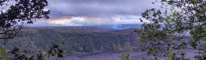 Kilauea Iki Trail in Volcanoes NP, mile by mile guide