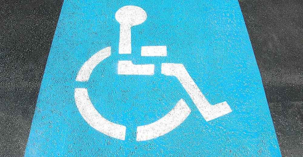 Parkeerkaart voor gehandicapten en milieuvignet Frankrijk