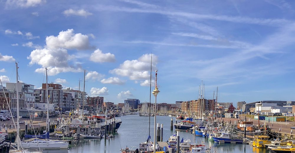 Visiting the harbour of Scheveningen is one of the recommended things to do in The Hague