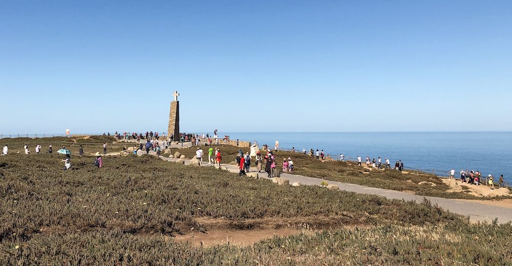 A trip to Cabo da Roca is one of the best things to do near Cascais Portugal
