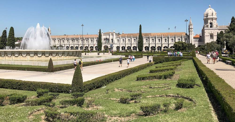 A day trip to Belém is a great thing to do near Cascais