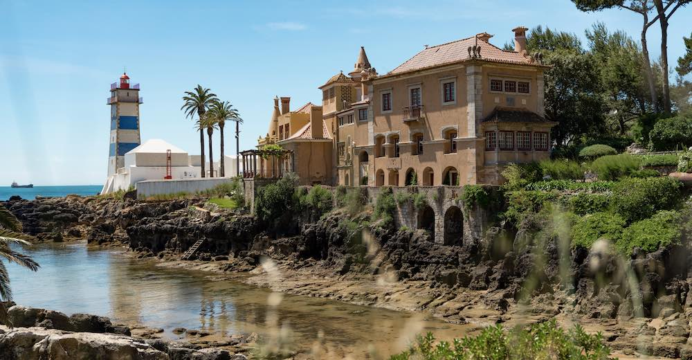 A visit to the Museu de Farol de Santa Marta Lighthouse Museum is one of the best things to do in Cascais, one of the most beautiful places in Portugal