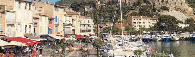 Cassis, best kept secret in the south of France