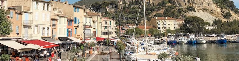 Cassis, best kept secret in the south of France for 2021