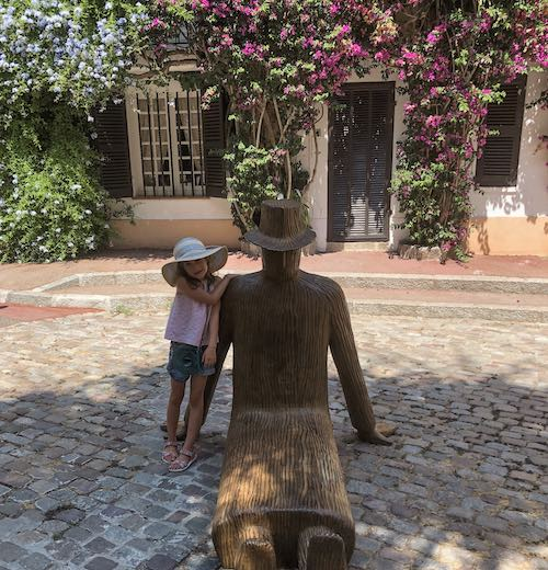 Exploring La Ponche is one of the top things to do in St Tropez