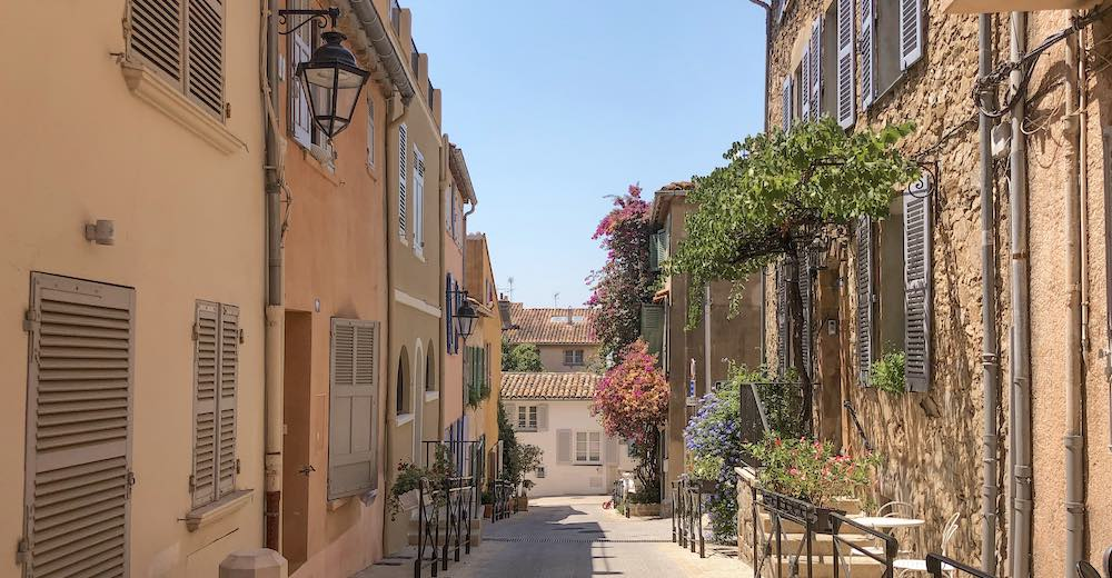 A favorite Saint Tropez what to see is the old town called La Ponche