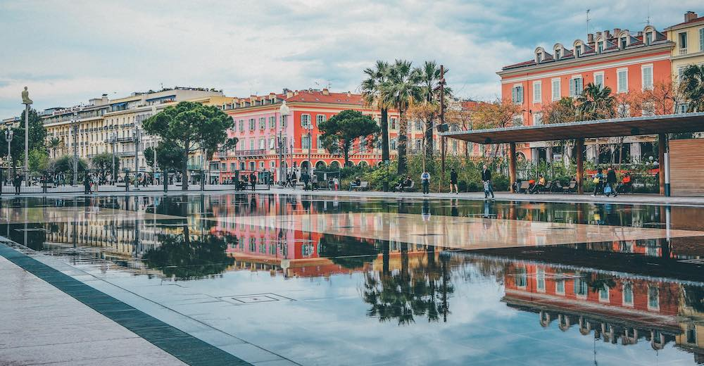 A day trip to Nice from St Tropez France