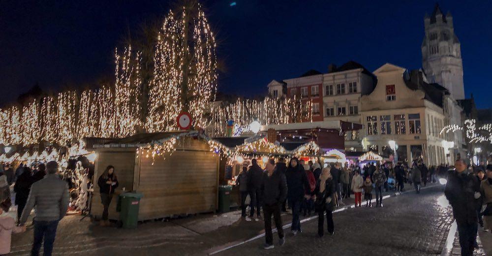Bruges Christmas Market Images.Bruges Christmas Markets 2019 When Where New Concept