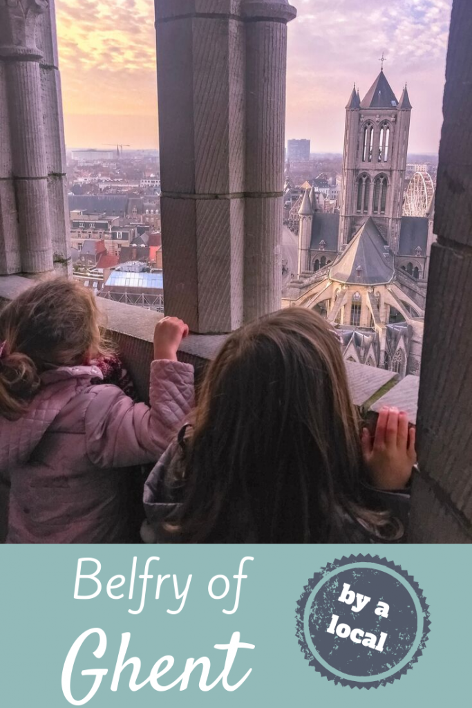 All you need to know about the Belfry of Ghent before your visit. Tales of a dragon, the story of a bell named Roland and all practical details. #travel #belgium #ghent #monument #landmark #belfry #city