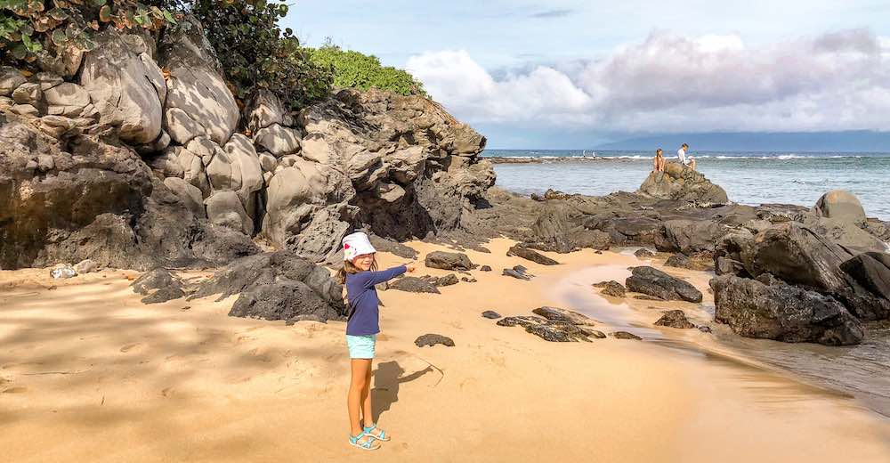 One of the best Hawaiian facts is that beaches in Hawaii are public