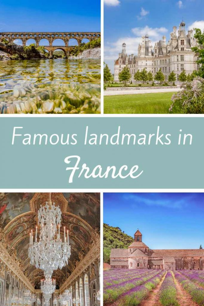 France's rich history and natural diversity make it one of the most popular European countries to visit. While most French landmarks are located in the capital city of Paris, there are many other grand monuments and gorgeous sites to explore in the rest of the country. Let us take you on a tour of the France landmarks. #europe #france #travel #monuments
