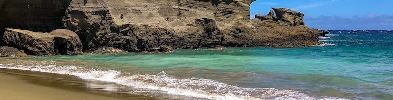 Green sand beach Hawaii: Papakolea beach | 2021 guide