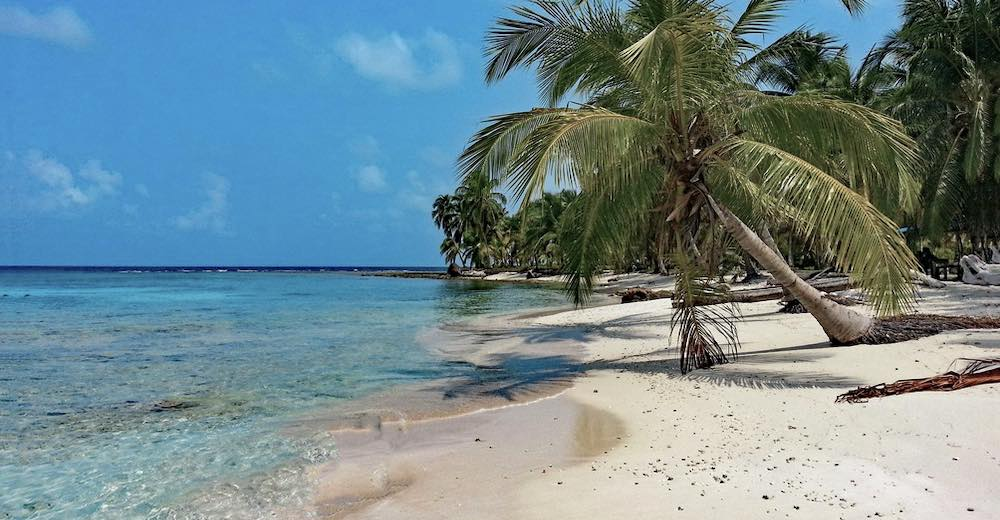 Some of the best beaches in Panama can be found in the Bocas del Toro archipelago