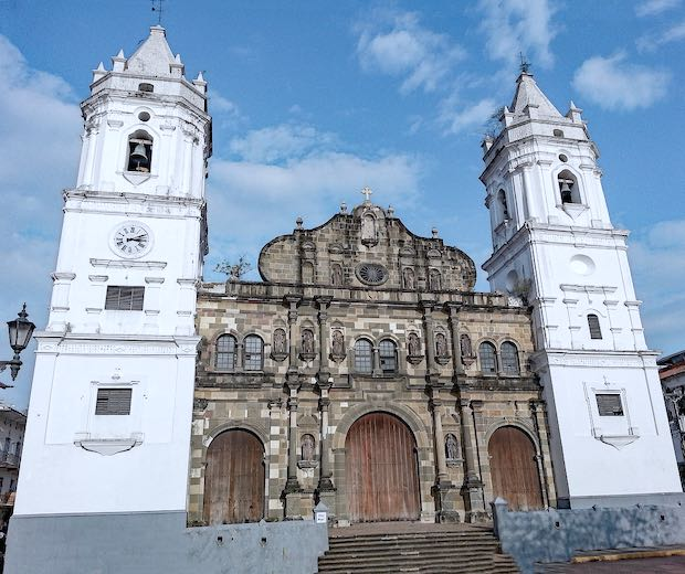 Casco Viejo is one of the main attractions in the capital of Panama