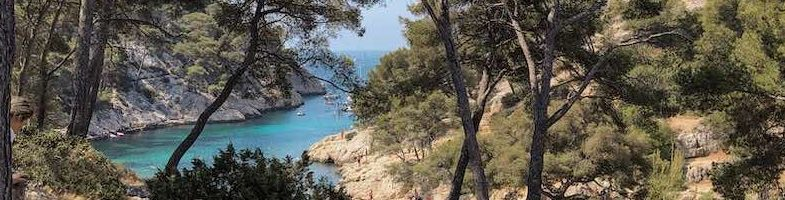Spectacular hike to the Calanques in Cassis, Provence