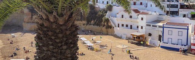 Hidden gem Carvoeiro in Algarve (Portugal)