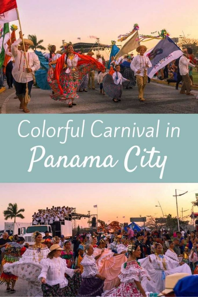 Panama Carnival is a colorful explosion of fun. Check out when it's held, where to go and what to expect. #travel #panama #panamacity #celebrations #party #carnival #carnaval