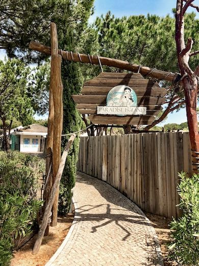 If you're wondering where to stay in Algarve Portugal with kids then consider the Hilton Vilamoura with its awesome kids club