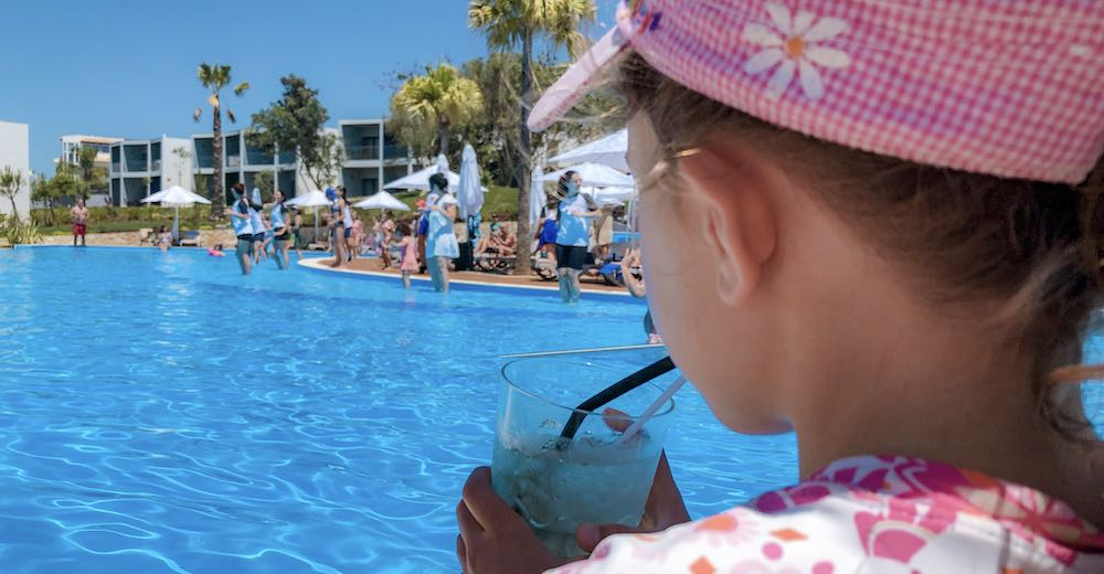 If you're wondering where to stay in Algarve Portugal with kids then consider Pestana Blue Alvor with its awesome kids club