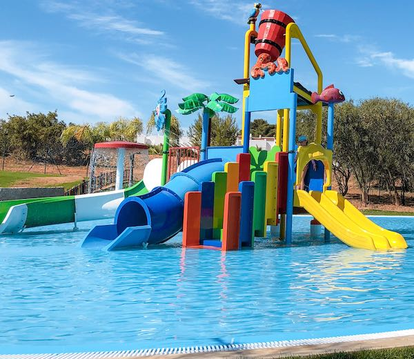 If you're wondering where to stay in Algarve Portugal with kids then consider the Pestana Blue Alvor with its awesome kids club