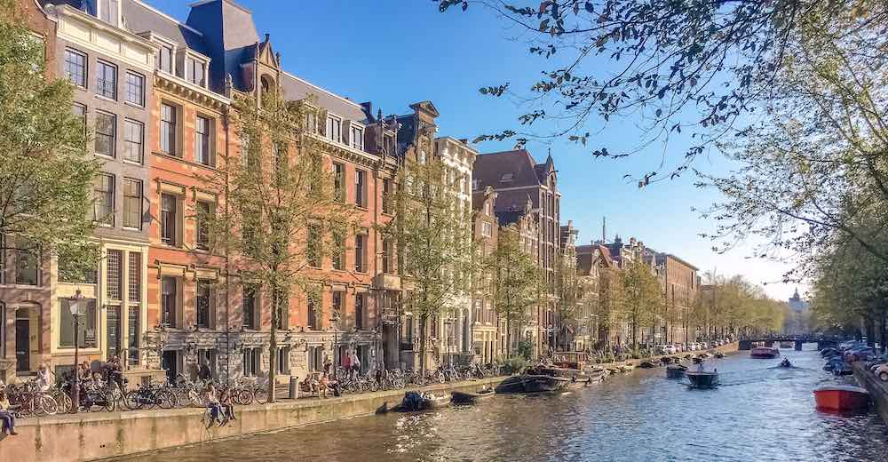 The Amsterdam canals are the highlight of any Amsterdam itinerary