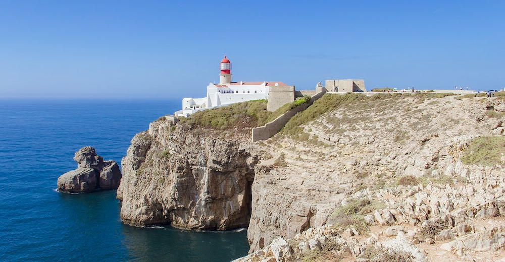 For surfers the area of Sagres is where to stay in Algarve Portugal