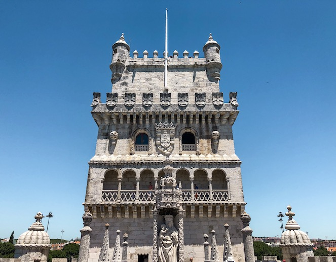 Any roadtrip Portugal should include a visit to Belem