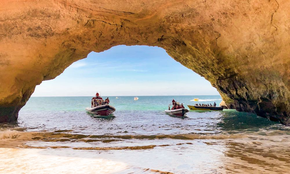 This Portugal road trip itinerary takes you from Lisbon to Algarve