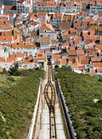 When spending two weeks in Portugal, then Nazare should be part of your Portugal itinerary