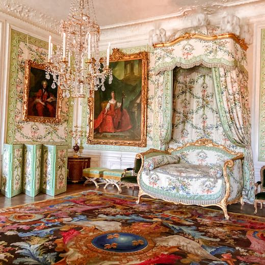 Palace of Versailles tickets allow access to the Grand Apartments