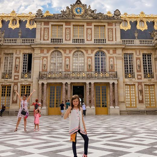Visit Palace of Versailles France