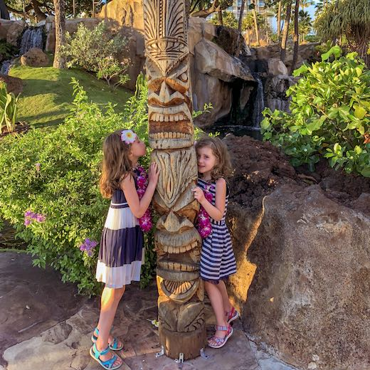 Maui is the best Hawaii island for families with kids younger than 7