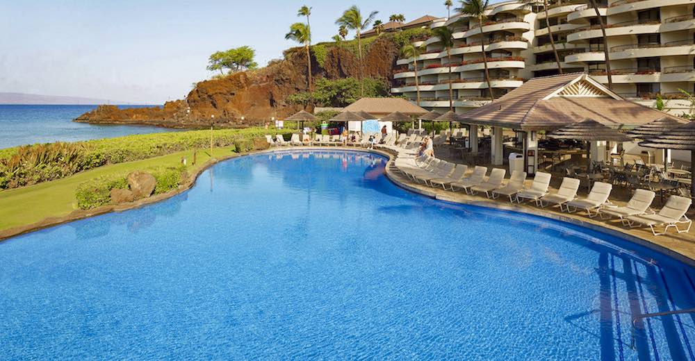The Sheraton Maui Resort is one of the most affordable hotels on Maui