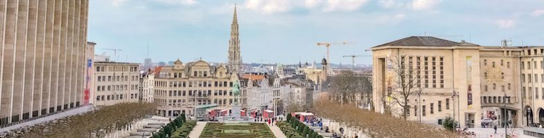 Brussels one day walking itinerary by a local