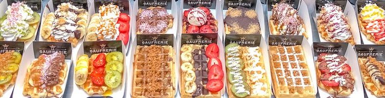 Best waffles in Brussels, here's where to find them