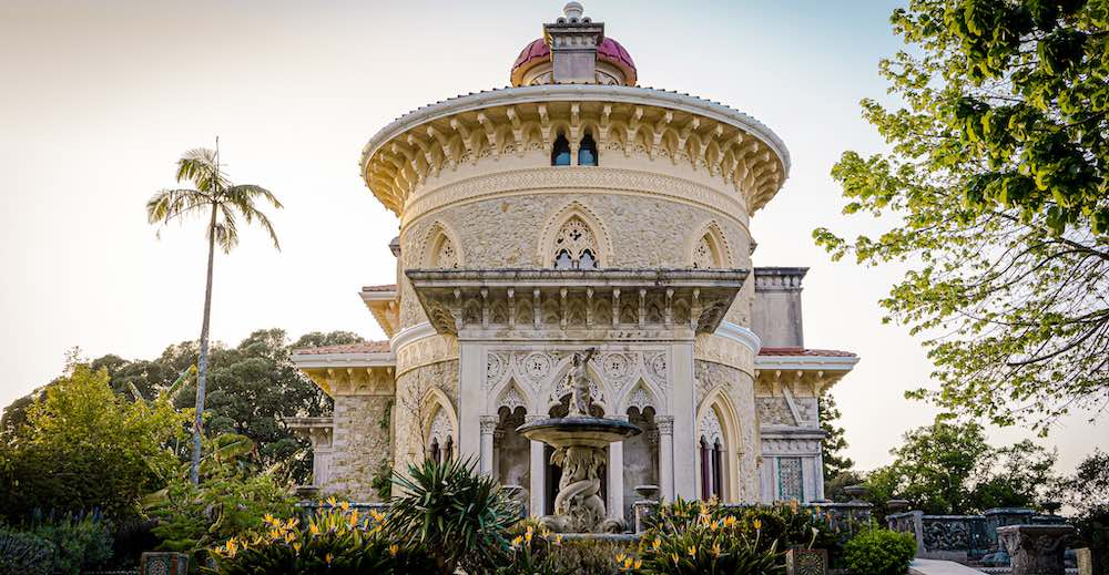 A Sintra 2 day itinerary typically includes a visit to Monserrate Palace