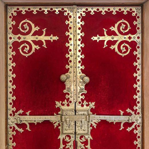 Door at the Regaleira Palace Sintra
