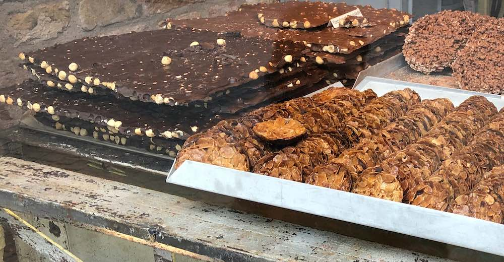 Chocolate galore, whether you visit Ghent or Bruges
