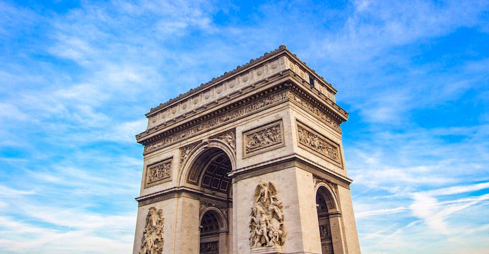The Arc de Triumph should be on top of your list, whether you're planning to visit Paris in 3 days or in 4