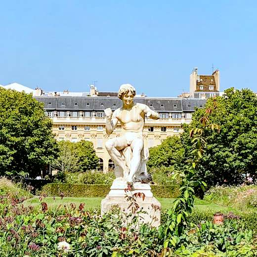 The Palais Royal is the highlight of any paris itinerary, whether you plan on visiting Paris in three days or in four