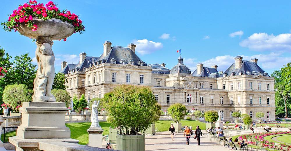 Luxembourg Garden is an essential stop on your Paris 4 days itinerary