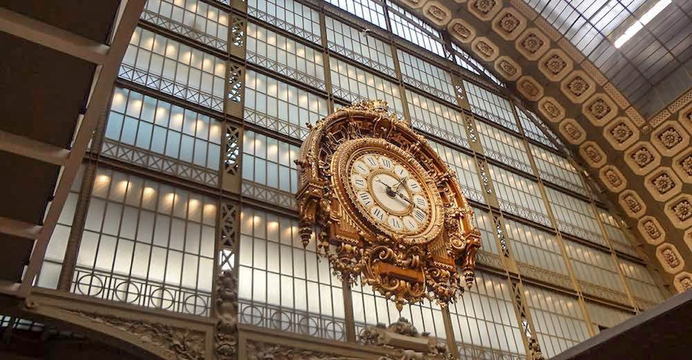 Learn about how to create the perfect Paris itinerary that includes all must-sees such as this Orsay Museum