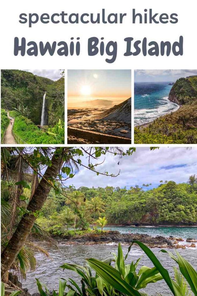 Unleash your inner adventurer and explore the best Big Island hikes. #hawaii #hikes #hiking #bigisland #hawaiiisland #outdoortravel