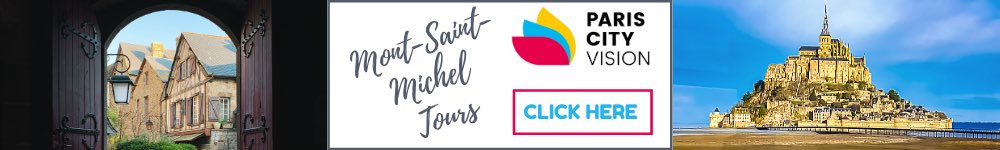 Visit the Mont-Saint-Michel on a day trip from Paris