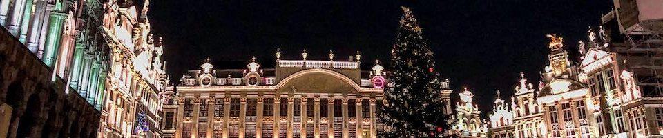 Brussels Christmas market 2020, an insider's guide