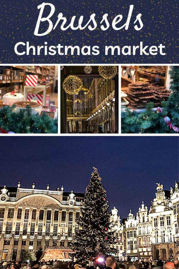 Looking to experience Christmas in Belgium? The Brussels Christmas market offers a wonderful winter wonderland against a gloriously grand backdrop. Check out this insider's guide on Christmas in Brussels. | Christmas in Brussels | | Christmas in Belgium | European Christmas markets | Christmas | Christmas markets | Winter travel | Europe winter travel