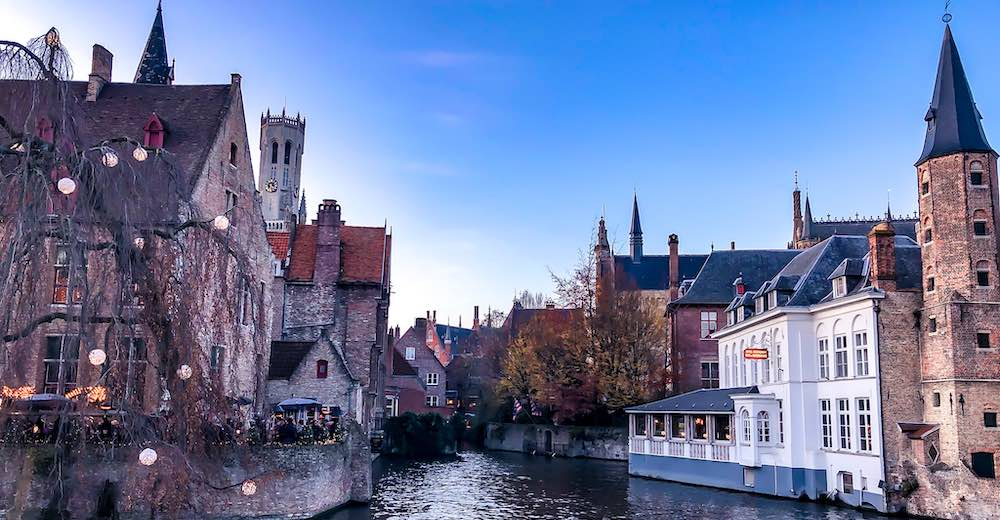 Experience Belgium at Christmas and the many wonderful things to do in Bruges in winter