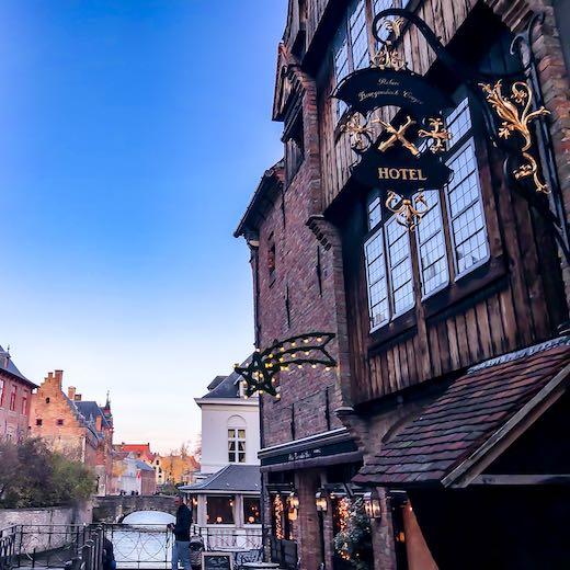 Brugge Christmas market guarantees a memorable experience